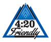 Four Twenty Friendly Logo
